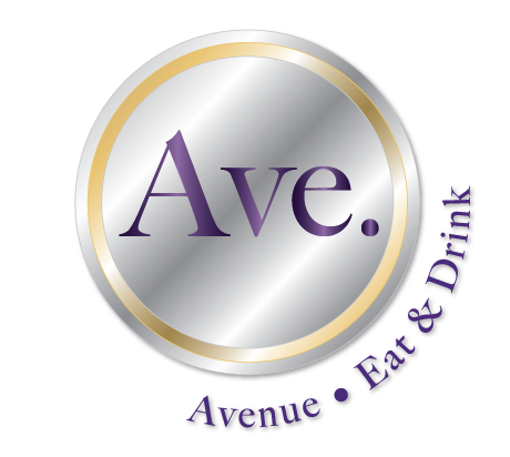 avenue eat & drink logos