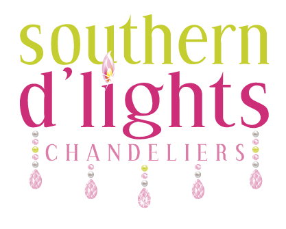 southern d'lights chandeliers logo