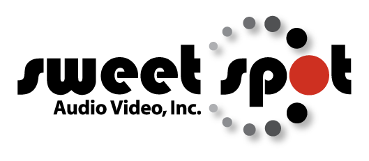 sweet spot audio video, inc. logo