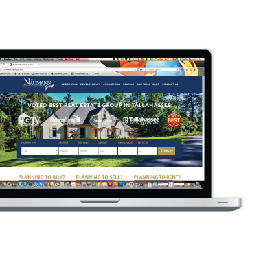 the naumann group real estate, inc. website